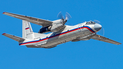 RA-46704 - Antonov An-26 - Russia - Air Force