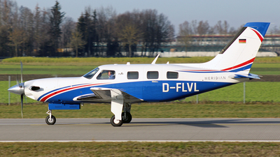 D-FLVL - Piper PA-46-500TP Meridian - Private
