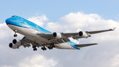 PH-BFV - Boeing 747-406(M) - KLM Royal Dutch Airlines