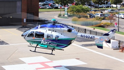 N592AC - Airbus Helicopters H145 - Air Medical
