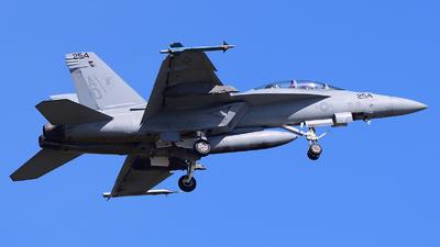 169648 - Boeing F/A-18F Super Hornet - United States - US Navy (USN)