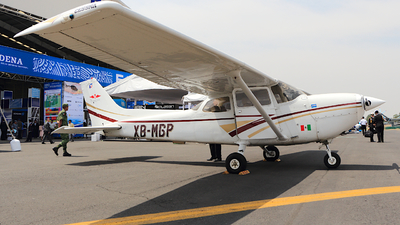 XB-MGP - Cessna R172K Hawk XP - Private