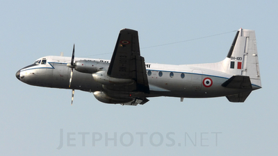 BH-1013 - Hawker Siddeley HS-748 - India - Air Force