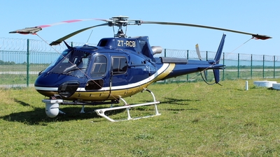 ZT-RCB - Eurocopter AS 350B3 Ecureuil - Private