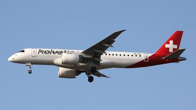 HB-AZB - Embraer 190-300STD - Helvetic Airways