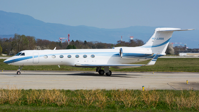 4K-JJ888 - Gulfstream G550 - Silkway Business Aviation