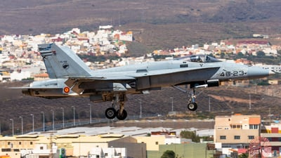 C.15-95 - McDonnell Douglas F/A-18A+ Hornet - Spain - Air Force