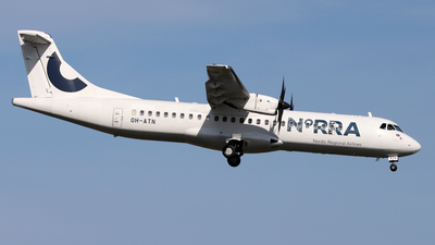 OH-ATN - ATR 72-212A(500) - Nordic Regional Airlines NORRA