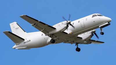 PH-CUA - Saab 340B - JetNetherlands