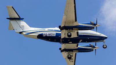 PS-MDV - Beechcraft B200 Super King Air - Brasil Vida Taxi Aéreo
