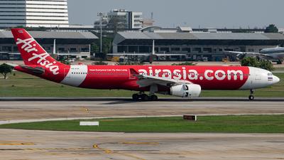 HS-XTK - Airbus A330-343 - Thai AirAsia
