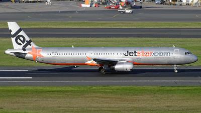 VH-VWY - Airbus A321-231 - Jetstar Airways