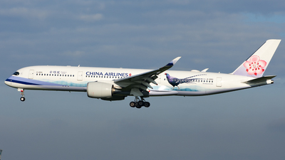 B-18901 - Airbus A350-941 - China Airlines