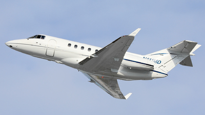 N111MD - Hawker Beechcraft 900XP - Private