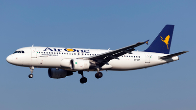 EI-DSF - Airbus A320-216 - Air One