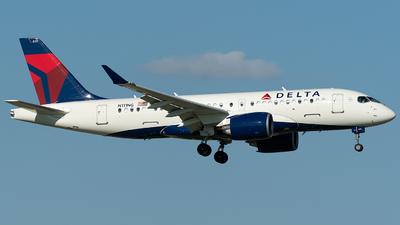 N111NG - Airbus A220-100 - Delta Air Lines