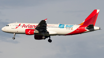 HC-CRU - Airbus A320-214 - Avianca Ecuador
