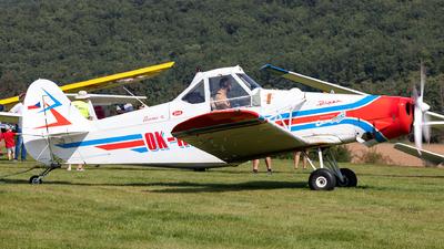 OK-MLP - Piper PA-25-260 Pawnee C - Private