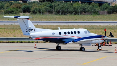 G-DXTR - Beechcraft 200 Super King Air - Synergy Aviation