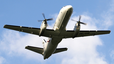 OE-GIR - Saab 340A - Robin Hood Aviation