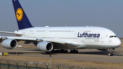 D-AIMA - Airbus A380-841 - Lufthansa