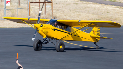 N849W - Cub Crafters Carbon Cub FX-3 - Private