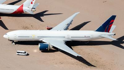 N710DN - Boeing 777-232LR - Untitled