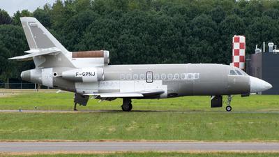 A picture of FGPNJ - AMDBA Falcon 900EX -  - © Dutch