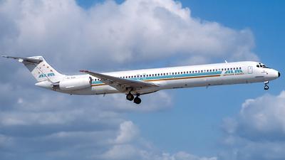 PJ-SEF - McDonnell Douglas MD-82 - ALM Antillean Airlines