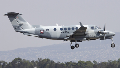 ANX-1209 - Beechcraft B300 King Air 350i - Mexico - Navy