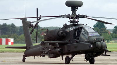 ZJ199 - Westland Apache AH.1 - United Kingdom - Army Air Corps