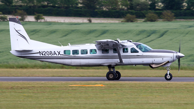N208AX - Cessna 208B Grand Caravan - Private