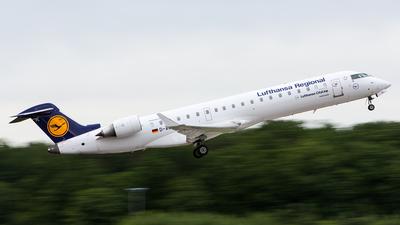 D-ACPL - Bombardier CRJ-701ER - Lufthansa Regional (CityLine)