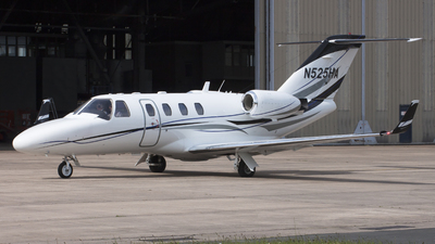 N525HA - Cessna 525 Citation CJ1 - Private