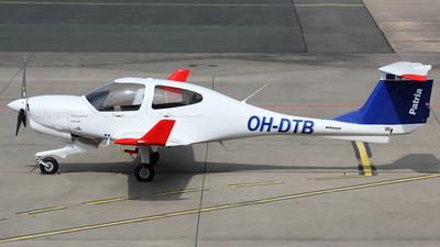 OH-DTB - Diamond DA-40NG Diamond Star - Patria Pilot Training