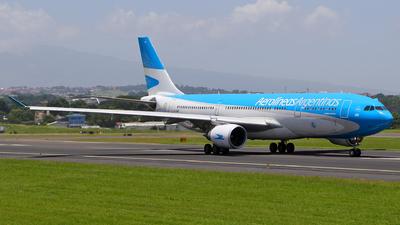 LV-GKP - Airbus A330-203 - Aerolíneas Argentinas