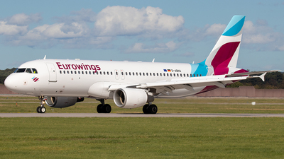 A picture of DABHA - Airbus A320214 - Eurowings - © Niklas Engel