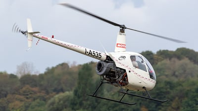 I-A535 - Robinson R22 - Private