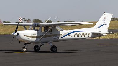 PR-WHY - Cessna 150L - Aeroclube de Ibitinga