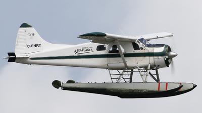 A picture of CFHRT - De Havilland DHC2 Beaver - [1203] - © Luft Spotter