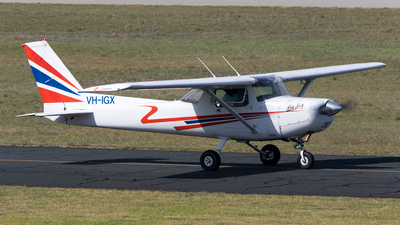 VH-IGX - Cessna 152 - Air Australia International