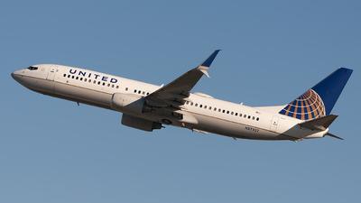 N87527 - Boeing 737-824 - United Airlines