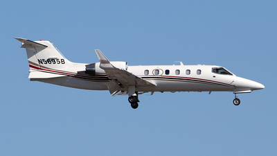 N5695B - Bombardier Learjet 31A - Private