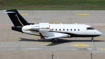 A picture of DAFAD - Bombardier Challenger 604 -  - © Thomas Rosskopf