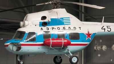45 - PZL-Swidnik Mi-2 Hoplite - Aeroflot