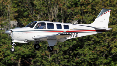 N9031S - Beechcraft 36 Bonanza - Private