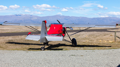 ZK-NJC - Just AirCraft SuperSTOL - Mount Cook Trophy Hunting