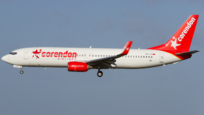 TC-TJI - Boeing 737-8S3 - Corendon Airlines
