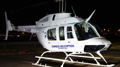 Z-HUP - Bell 206L-3 LongRanger III - Zambezi Helicopters
