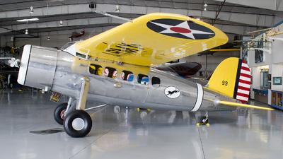 N12288 - Lockheed DL-1B Vega - Private